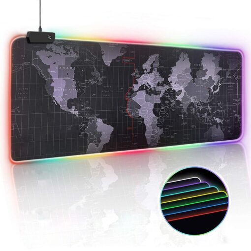 Gaming RGB Large Mouse Pad