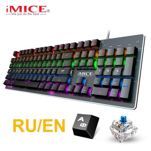 Gaming Backlight RGB Mechanical keyboard