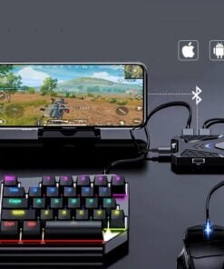 PUBG Call of Duty Controller Converter Wired Wireless