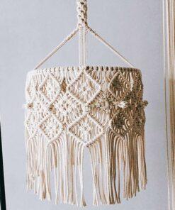 Boho Decor Macrame Tapestry