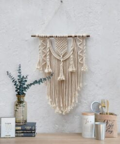 Macrame Wall Hanging Hand knitted