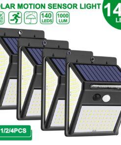 Outdoor Solar Light PIR Motion Sensor