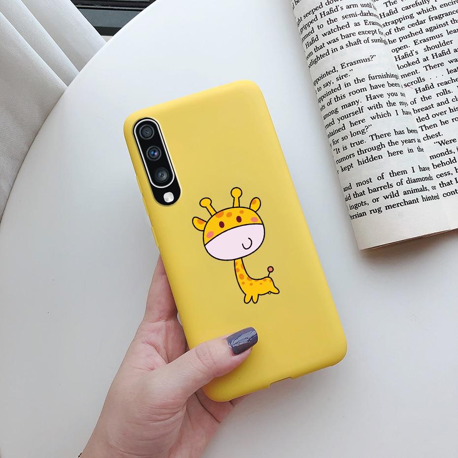 For Samsung A70 Case TPU Soft Silicone Case For Samsung A705F Galaxy A70 A 70 2019 Phone Silicon Cases Coque Capa bumper cover