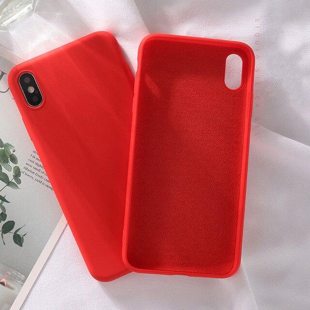For Samsung Galaxy A10 A20 A30 A20E A40 A50 A21S A31 A41 A51 A71 A11 A20S Original Case M31s M51 A70 A12 A50S Liquid Silicone