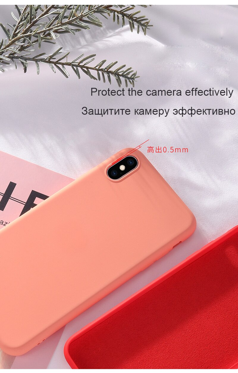 Soft case for phone