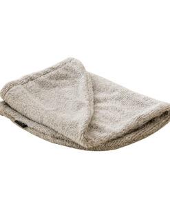 towel-dried